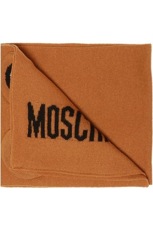 Moschino Knitted scarf