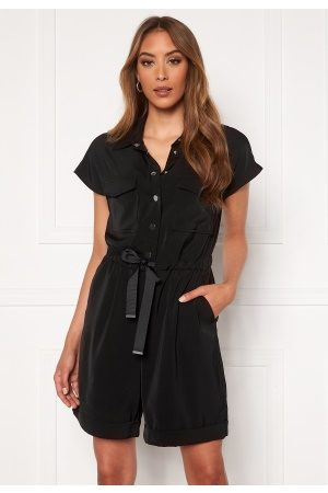 Vero Moda Paula SS Playsuit Black 42