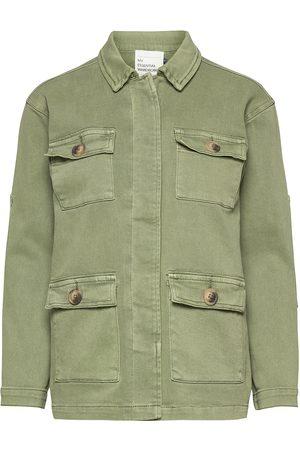 Denim Hunter 20 The Army Jacket Outerwear Jackets Utility Jackets