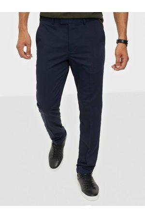 Jack & Jones Man Dressade byxor - Jprvincent Trouser Noos Byxor Dark Navy