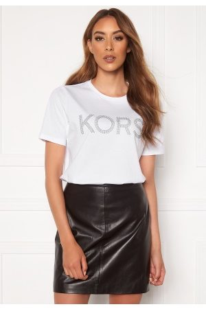 Michael Kors Kors Graphic T-Shirt 100 White M