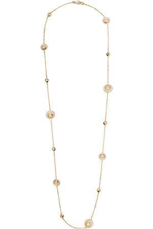 David Morris Kvinna Halsband - Diamanthalsband i 18K roséguld