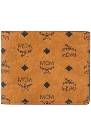 MCM Vikt plånbok med logotyp