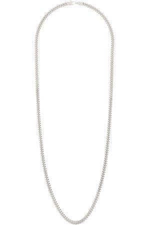 TOM WOOD Man Halsband - Lång halskedja i sterling silver