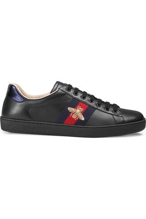 Gucci Ace sneakers med brodyr