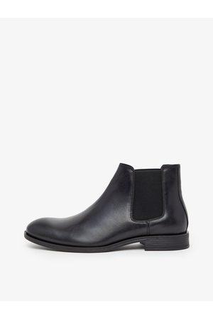 Bianco Man Boots - Biabyron Läderboots Man