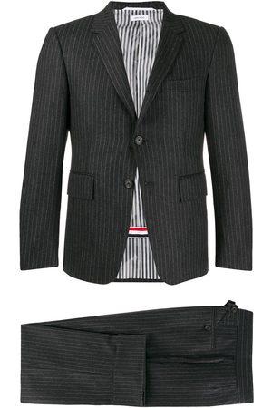 Thom Browne Randig kostym