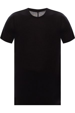Rick Owens T-shirt with stitching details