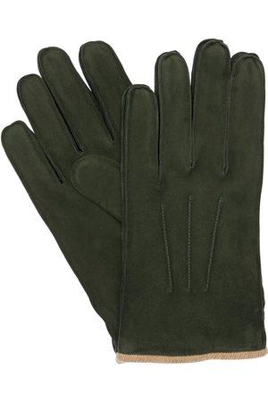 MARIO PORTOLANO Man Handskar - Suede Gloves