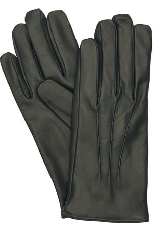 MARIO PORTOLANO Leather Gloves