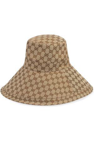 Gucci Man Hattar - Hatt med brett brätte