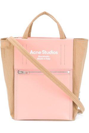 Acne Studios Kvinna Tygpåsar - Tote-väska med logotyp