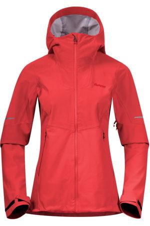 Bergans Kvinna Skidjackor - Senja Hybrid Softshell Women's Jacket