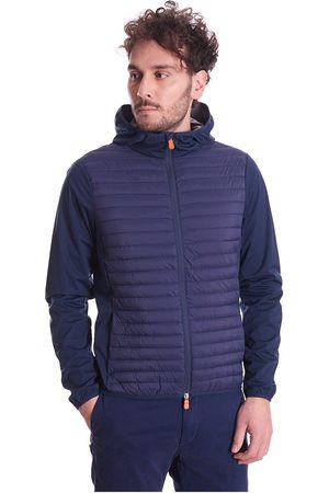 save the duck Blue Mibax Jacket With Hood