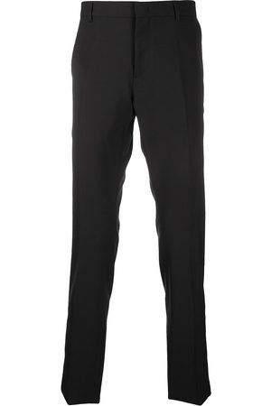 VALENTINO Logo-print tailored trousers