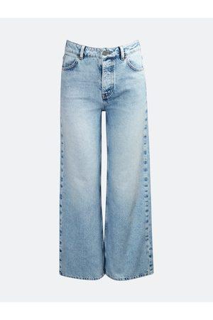 Never denim Wide Pres jeans