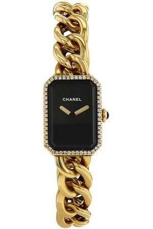 CHANEL 2010s pre-owned Première wrist watch