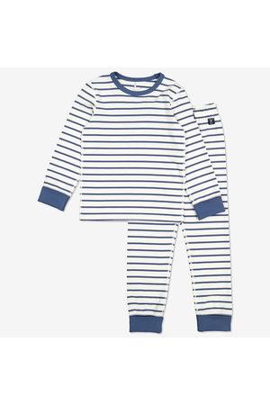 Polarn O. Pyret Barn Pyjamas - Randig tvådelad pyjamas