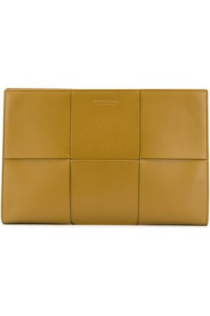 Bottega Veneta Woven leather document holder