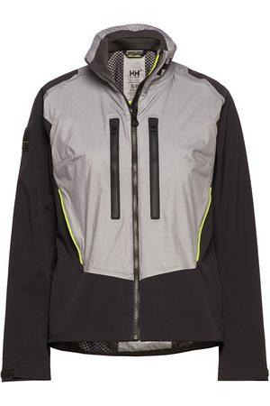 Helly Hansen Kvinna Jackor - W Aegir H2flow Jacket Outerwear Sport Jackets