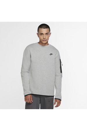 Nike Tröja med rundad hals Sportswear Tech Fleece för män