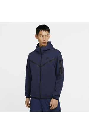 Nike Man Hoodies - Huvtröja Sportswear Tech Fleece Full-Zip för män