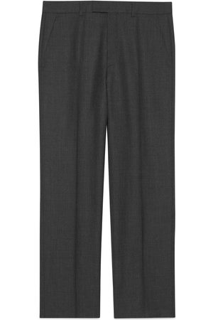 Gucci Man Byxor - Wool tailored trousers