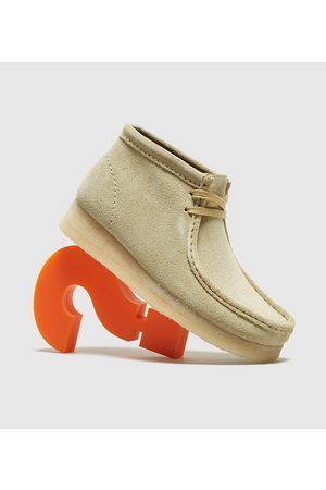 Clarks Kvinna Boots - Wallabee Boot Women's