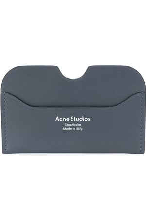 Acne Studios Calf leather cardholder