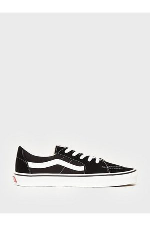 Vans Man Sneakers - Ua SK8-Low Sneakers Black/White
