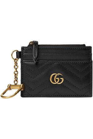 Gucci Marmont plånbok med kedja