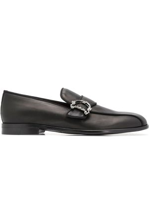 Dolce & Gabbana D buckle loafers