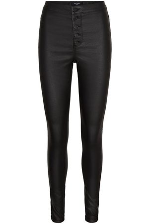 Vero Moda Vmjoy Belagda Höga Skinny Fit-jeans Kvinna