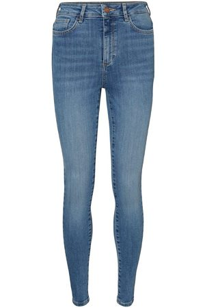 Vero Moda Kvinna High waist - Vmsophia Höga Skinny Fit-jeans Kvinna