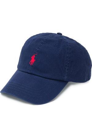 Polo Ralph Lauren Man Kepsar - Basebollkeps med broderad logotyp