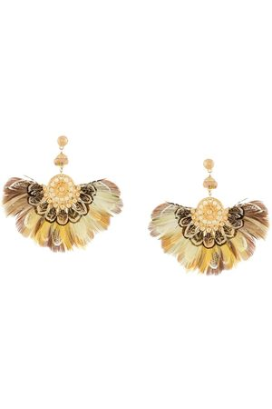 Gas Bijoux Agaia drop earrings