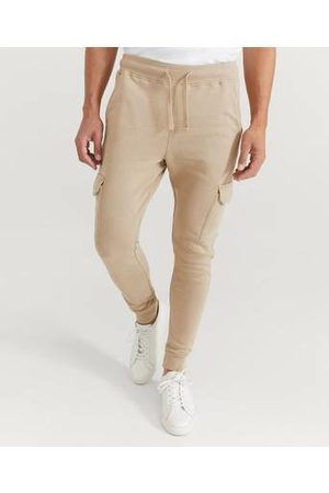 William Baxter Man Joggingbyxor - Joggers Skinny Cargo Sweatpants