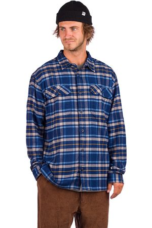 Patagonia Fjord Flannel Shirt independence/new navy