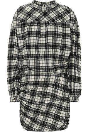 Isabel Marant Faber cotton-blend minidress