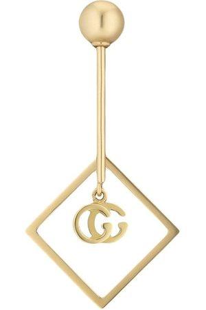 Gucci GG Running örhängen i 18K gult