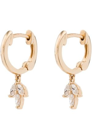 Dana Rebecca Designs 14kt Alexa Jordyn hoop earrings