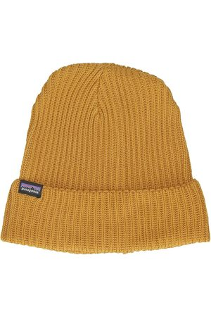 Patagonia Fishermans Rolled Beanie buckwheat gold