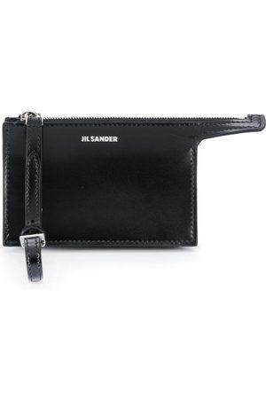 Jil Sander Tootie leather cardholder