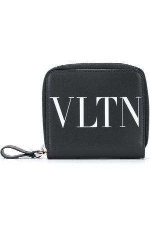 VALENTINO GARAVANI VLTN logo print purse