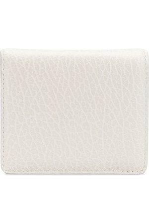 Maison Margiela Four-stitch leather wallet