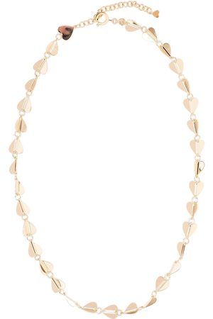 Cadar Wings of Heart halsband i 18K rosé