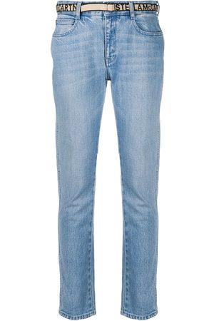 Stella McCartney Smala jeans i boyfriend-modell