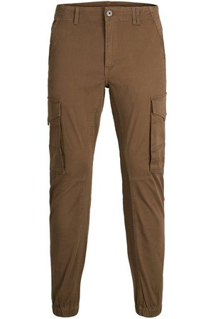 Jack & Jones Paul Flake Akm 542 Trousers Man Brun
