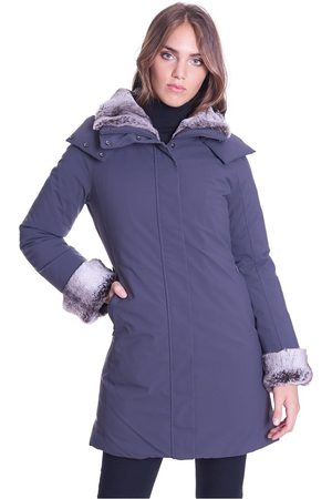 save the duck Long Artic Down Jacket With Hood