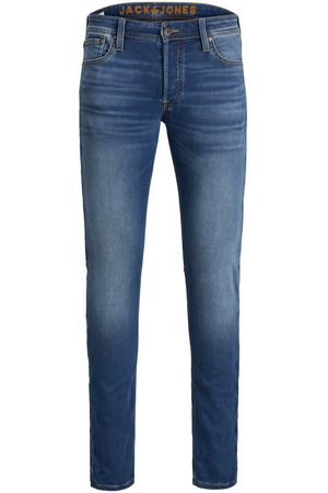 Jack & Jones Glenn Original Ge 006 Indigo Knit Slim Fit-jeans Man